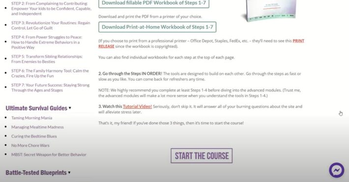Positive Parenting Solutions Review - Amy McCready Course Review