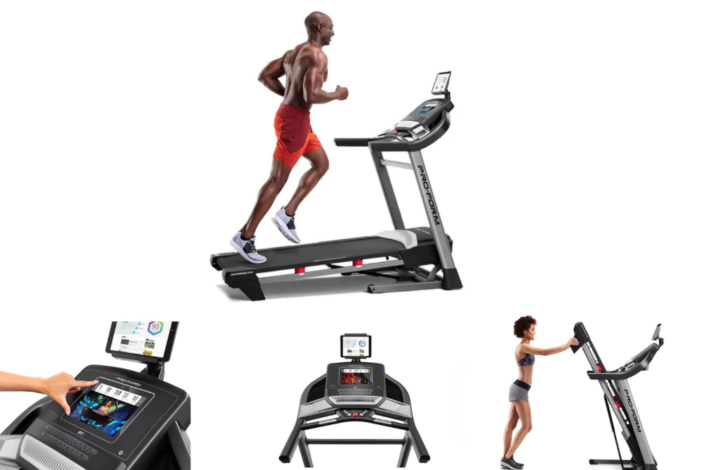 Proform Performance 600i Review - best treadmill for small spaces