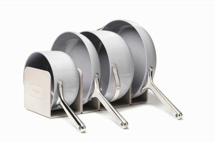 Caraway cookware review - best ceramic cookware set