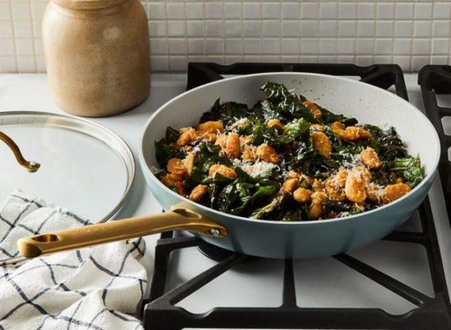 Greenpan review - best ceramic cookware review - food52