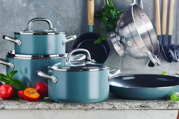 Greenpan review - best ceramic cookware review - mayflower