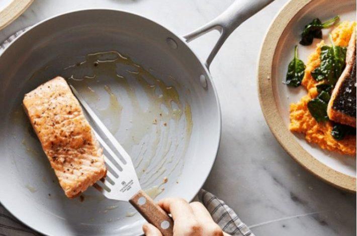 Greenpan review - best ceramic cookware review - venice 3