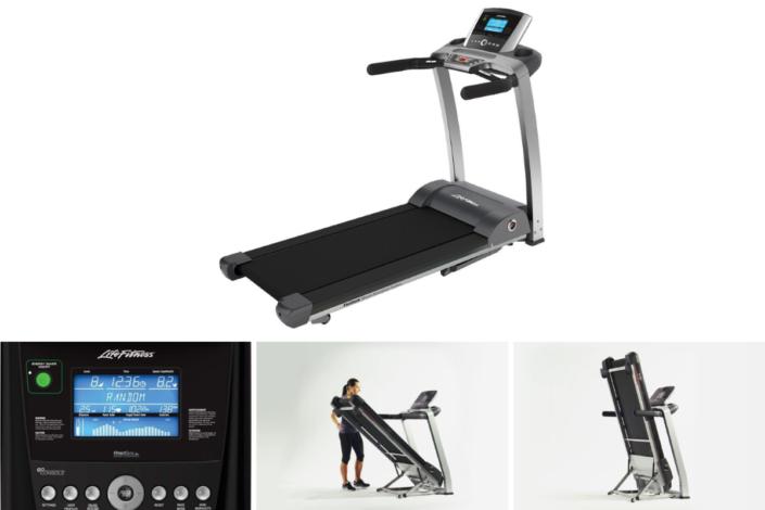 LifeFitness F3 Folding Treadmill Review