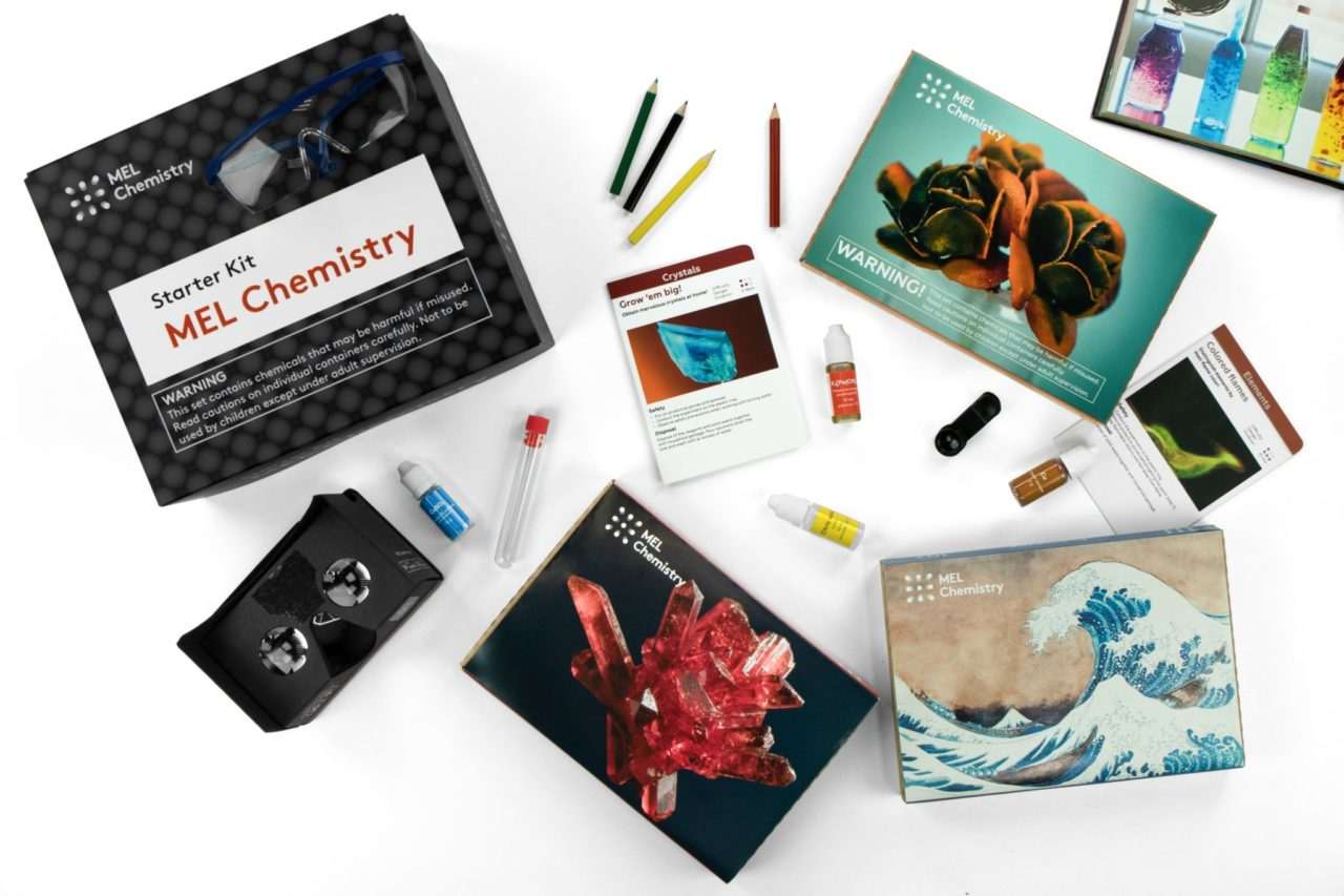 MEL Chemistry Review - best monthly science kits for kids