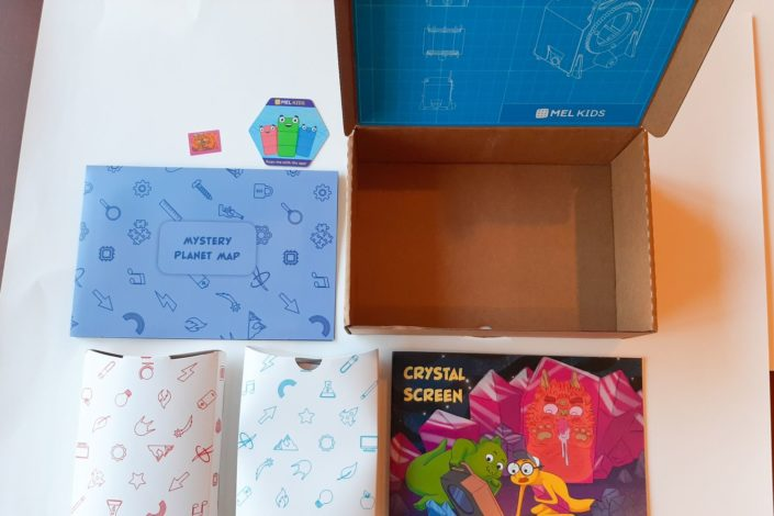 MEL Kids Science Box Review - best STEM box subscriptions