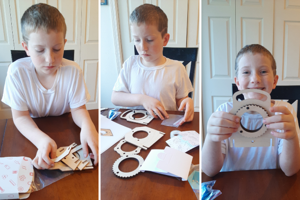 MEL Kids Science Box Review, best STEM box subscriptions