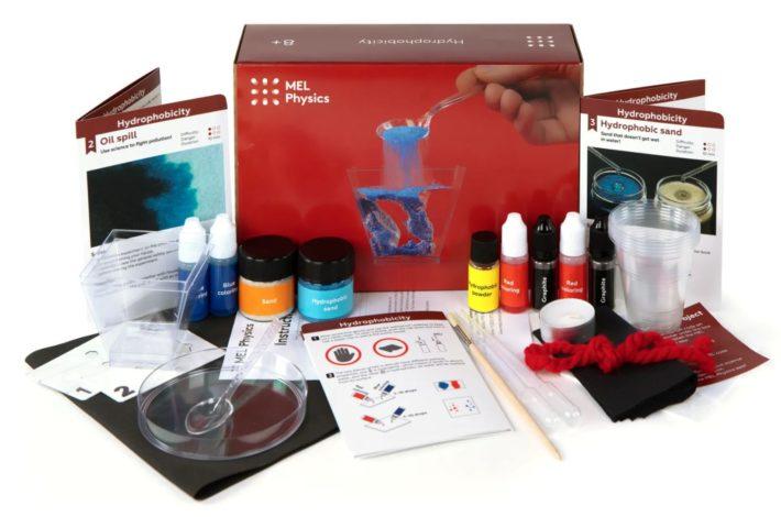 MEL Physics Review - MEL Physics science box