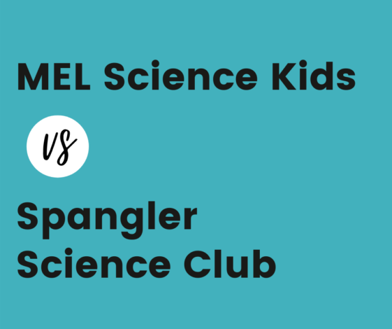 Mel vs spangler - mel science kids vs spangler science club