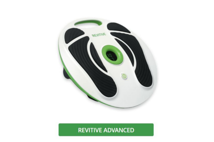 Revitive Advanced Review - table