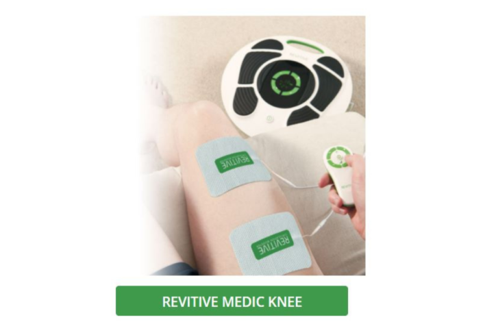Revitive Medic Knee Review Table