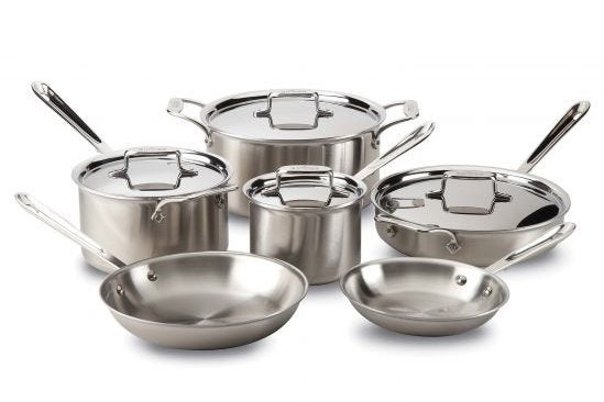 All Clad D5 Cookware Review