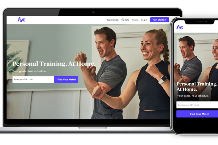 Fyt Review - personal trainer reviews - online personal training packages
