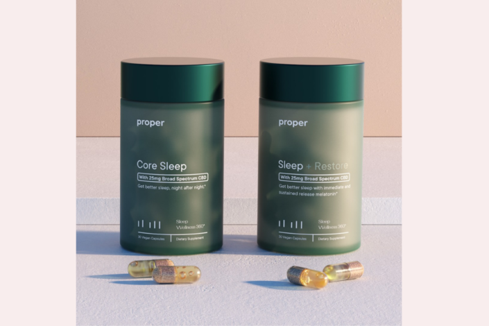 Core sleep with CBD review - natural sleep supplements