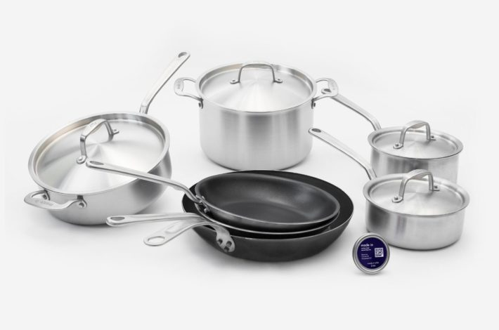 Made in Sous Chef set review 1