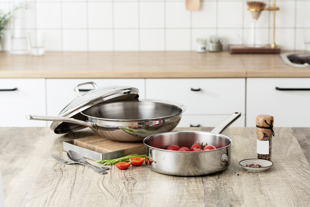 Made in vs all clad cookware review