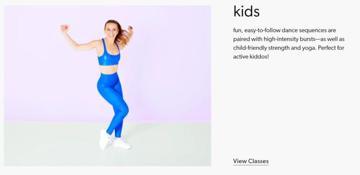Obe Fitness Review - kids classes