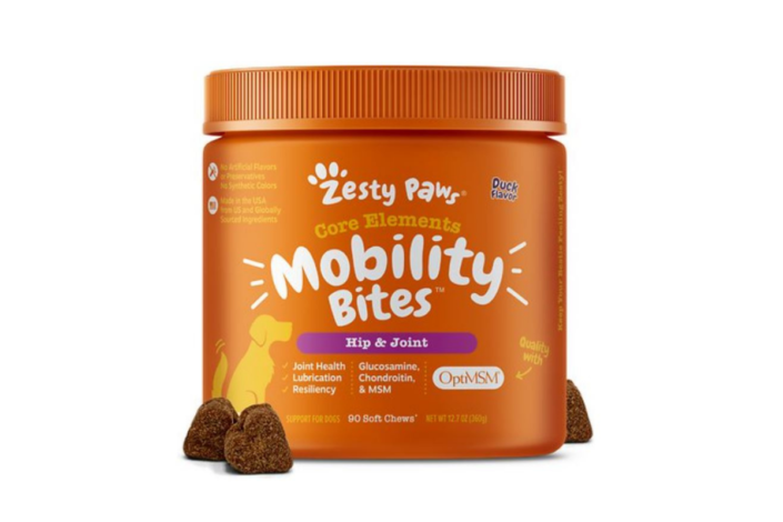 Zesty Paws - best joint supplement for dogs