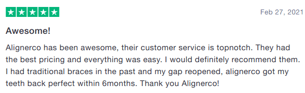 Alignerco reviews - alignerco customer reviews
