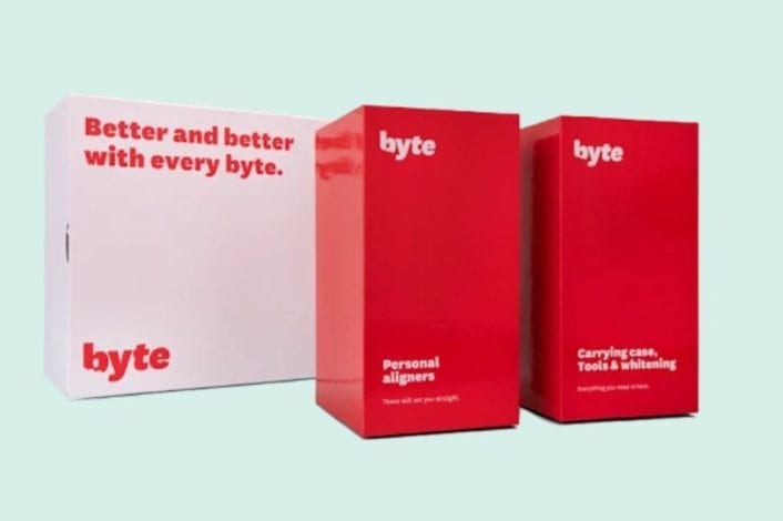 Byte review - at home aligners