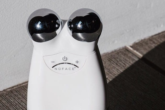 NuFace review - best facial toning device
