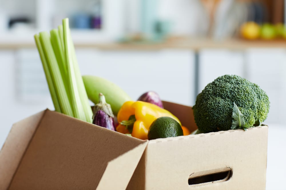 Best meal subscription boxes - hello fresh, home chef, green chef, blue apron