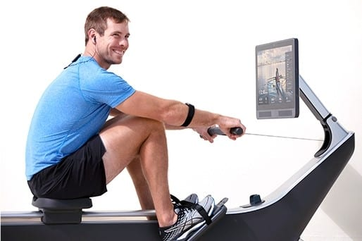 Hydrow review - best rowing machine
