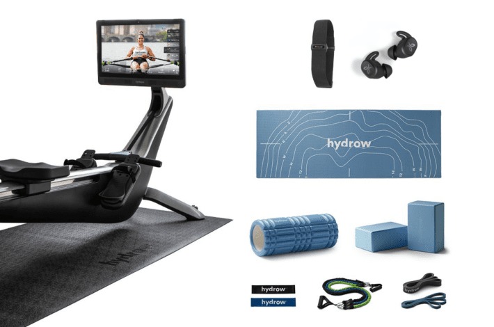 Hydrow review pro package