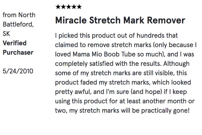Mama Marks Cream Review