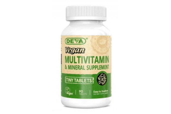 Deva Vegan Multivitamin Review