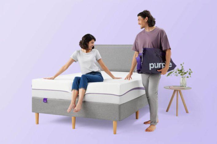 Purple Plus Mattress Review