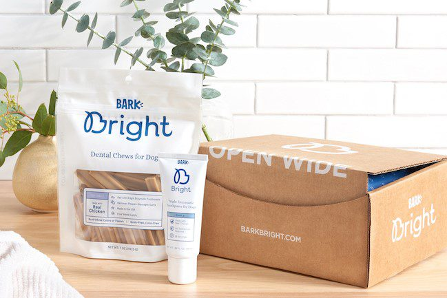 Bark Bright Review - enzymatic toothpaste for dogs